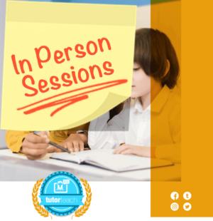 In-Person Pre K-9 Sessions