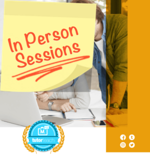 In-Person HighSchool Sessions